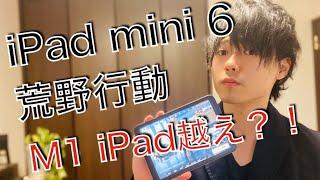 iPad mini 6とM1 iPad Proで荒野行動してみた, iPadの選び方